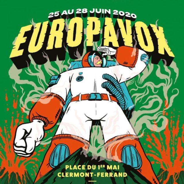 L'AOP Fourme d'Ambert partenaire d'Europavox!