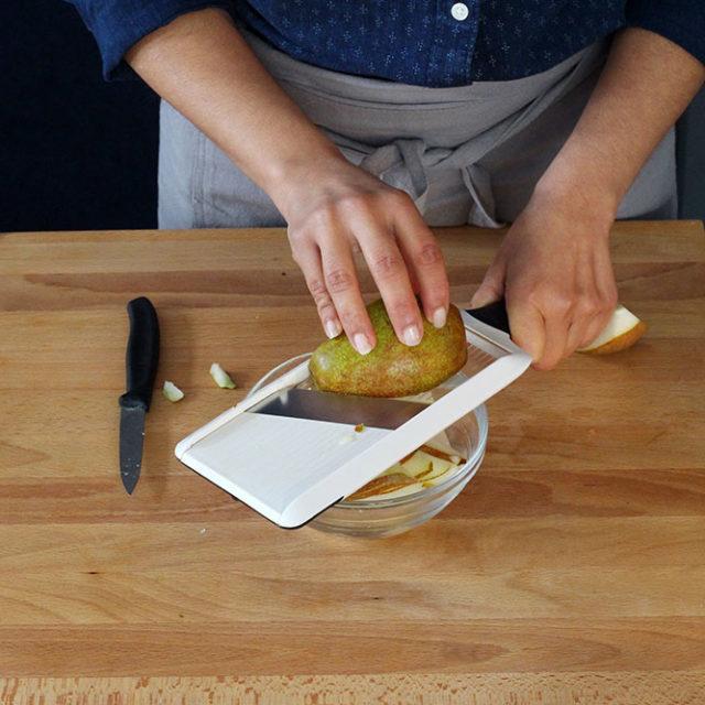 Étape 1 - Recette Pizza Fourme d'Ambert et poire