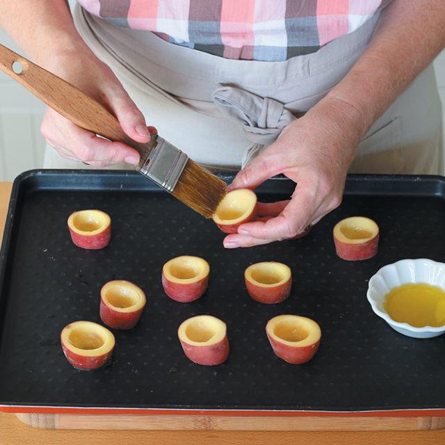 Étape 4 - Recette Pommes de terre à la Fourme d'Ambert