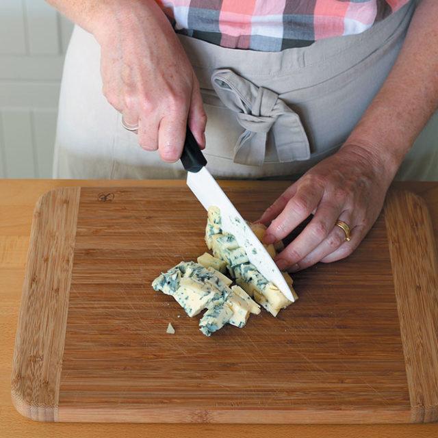 Étape 5 - Recette Pommes de terre à la Fourme d'Ambert