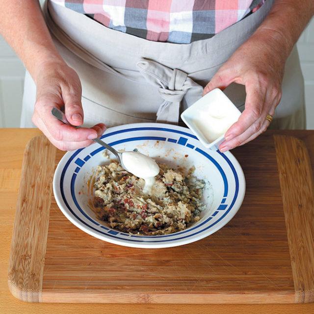 Étape 7 - Recette Pommes de terre à la Fourme d'Ambert