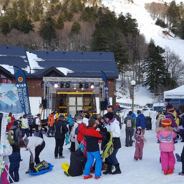Glisse and Fromages 2020: rendez-vous au pied des pistes de ski d'Auvergne