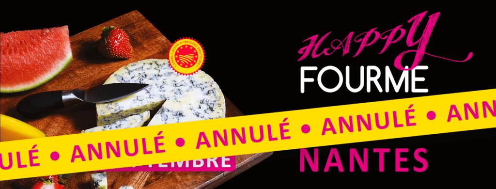 ANNULÉ – Les Toqués du Goût revisitent la Fourme d'Ambert