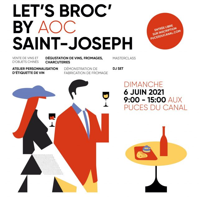 L'AOP Fourme d'Ambert chez Let's Broc à Lyon